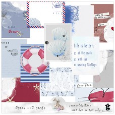 Ocean - Cards