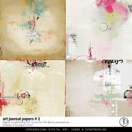 Art Journal Papers # 1